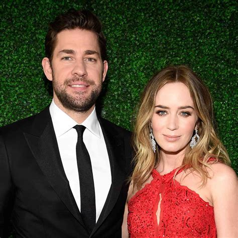 Krasinski, who married blunt in 2010, has told the world how in awe he is of his british leading lady on several. How Emily Blunt Saved Her Relationship With Husband John ...