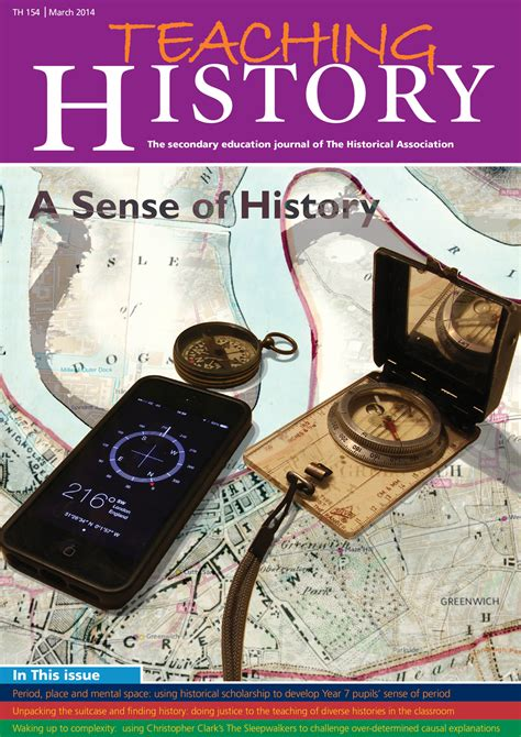teaching history   sense  history historical