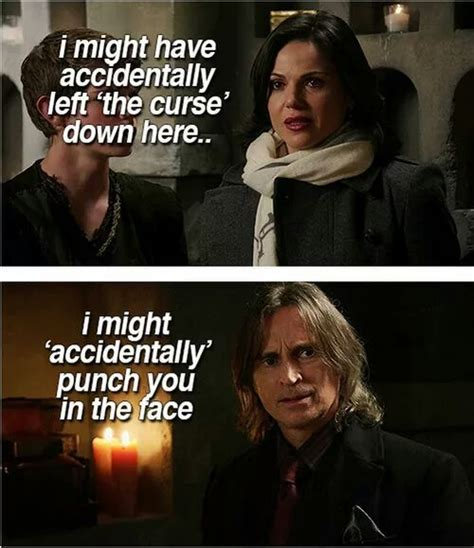 Ouat Memes - classic gt gt meme on rumple s reaction to regina leaving the dark curse within easy access for