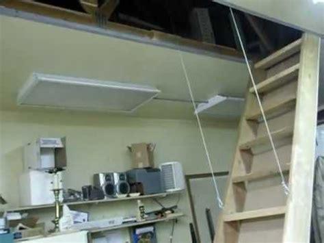interior door home depot auto stairs retractable attic loft stairs in garage shop