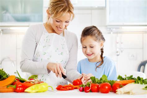 cuisine maman transmettre sa de la cuisine à ses enfants