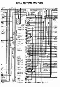 1970 Corvette Wiring Diagrams Pdf  5 27 Mb