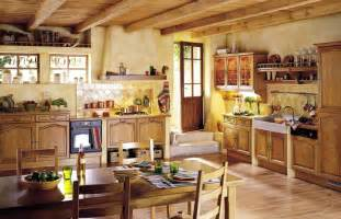 country decorating ideas for kitchens country kitchens