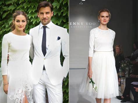 Die Besten 25+ Hochzeitskleid Olivia Palermo Ideen Auf
