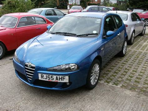 Alfa Romeo 147 1.6 Ts Lusso 120 Cv For Sale