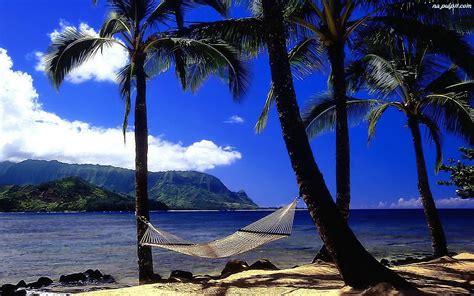 Lato, Widok, Wyspa Na Pulpit