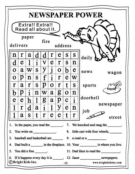 Grade 2 English Word Power Workout  Free Sample