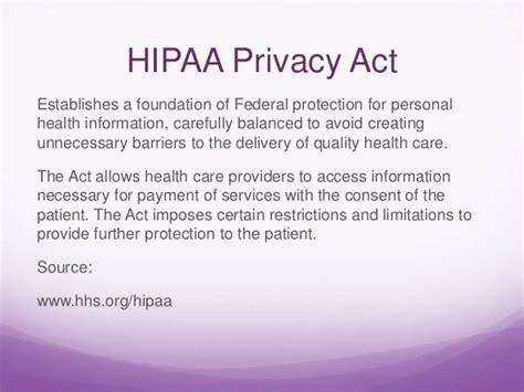 Presentation Hippa