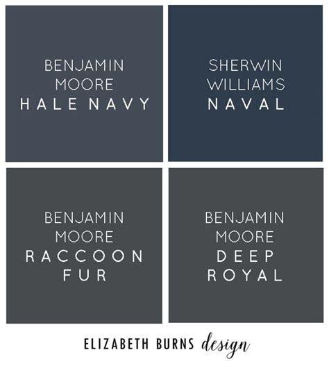best navy paint colors benjamin moore hale navy sherwin