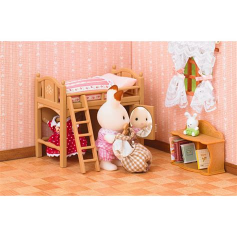 calico critters bunk beds calico critters s loft bed go bananas toys