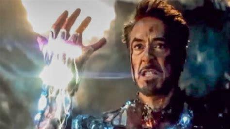 iron man  snapped explained
