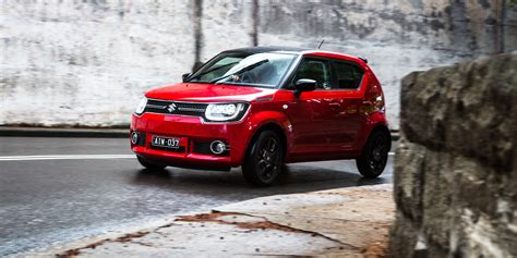 suzuki ignis glx auto review long term report