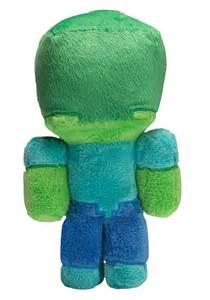 Minecraft Baby Zombie Plush