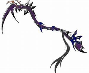 Scythe Design by miserybahamut on DeviantArt