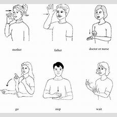 42 Best Asl Images On Pinterest  Languages, Learn Sign Language And Sign Language