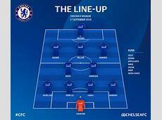 Chelsea XI Schalke