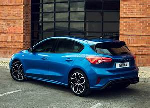 Ford St Line : new 2019 ford focus arrives as classier sedan hatchback cuv and wagon autotribute ~ Maxctalentgroup.com Avis de Voitures