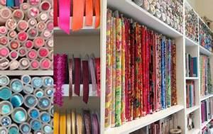 Au Fil Du Tissu : au fil de flo tissus mercerie patchwork broderie tout pour la couture au fil de flo ~ Melissatoandfro.com Idées de Décoration