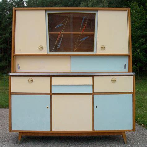 küchenschrank 60er jahre vintage k 252 chenschrank midcentury 50er 60er jahre pastell schrank