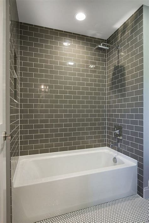 Bathroom Ideas Subway Tile by 111 Fresh Subway Tiles Application For Your Bathroom