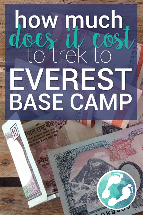How Much Does Everest Base Camp Trek Cost?  Two Wandering