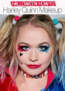Harley Quinn Costume How-To Halloween 2017: The Best ...