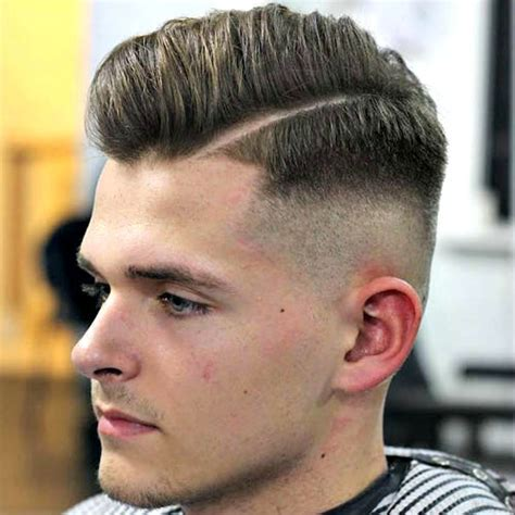 Skin Fade Haircut / Bald Fade Haircut   Men's Hairstyles