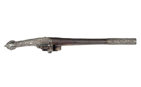 impero ottomano 1900 pistola a pietra focaia impero ottomano balcani 1820 ca
