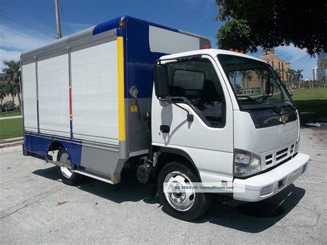 2006 Chevrolet /isuzu W5500 Npr Hd Diesel Delivery Truck