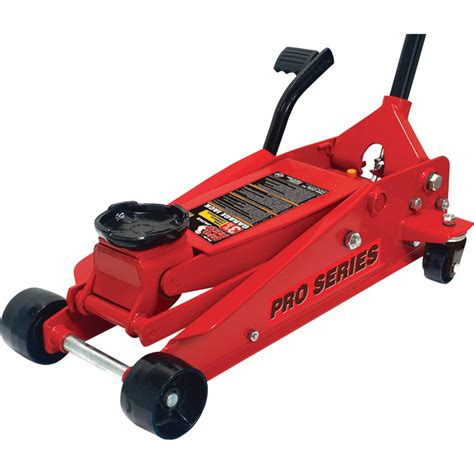 torin big red quick lift service jack 3 1 2 ton capacity