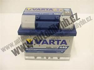 Varta Blue Dynamic 44ah : baterie 12v 44ah 440a varta blue dynamic autobaterie ~ Kayakingforconservation.com Haus und Dekorationen