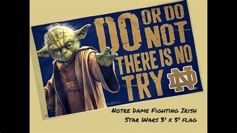 christmas gifts for notre dame fans 2015 gift ideas notre dame fighting irish star wars fans