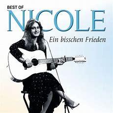 Nicole  Ein Bisschen Frieden Best Of 2012
