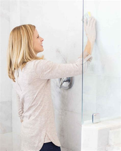 how to wash properly in the shower the safest way to clean your bathroom surfaces martha