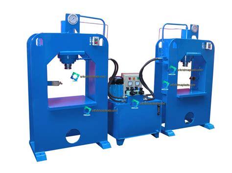 station hydraulic tile press paver block machine