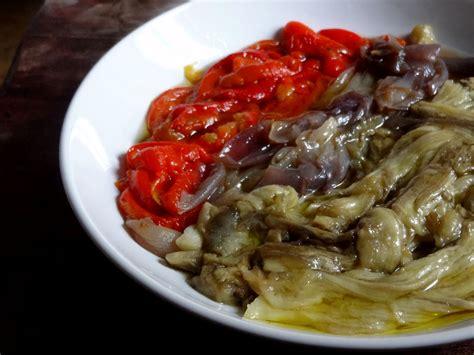 cuisiner en espagnol ici la recette expliquée de la salade d 39 aubergines