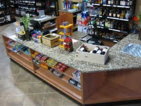Retail Store Display Counters