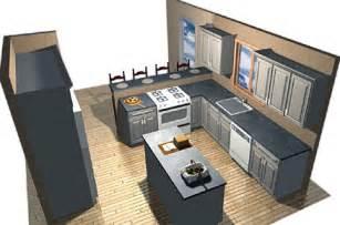 rectangle kitchen ideas kitchen island design ideas for optimum use of space the kitchen