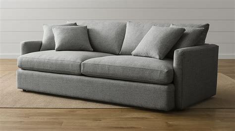 lounge ii grey crate and barrel