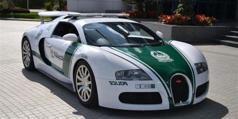 Dubai Sets New Record With The World's Fastest Police Car