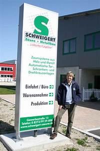 Lbs Bayern Kontakt : michael schweigert z une und metallbau westendorf ~ Lizthompson.info Haus und Dekorationen