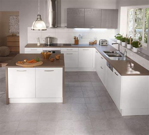 laminate flooring in a kitchen cuisine ouverte 16 mod 232 les de cuisiniste 8866