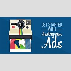 Getting Started With Instagram Ads