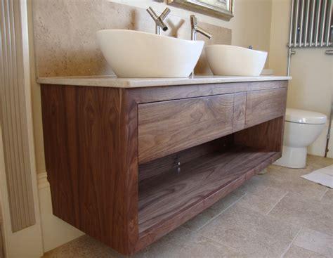 bespoke bathroom vanity units oak  painted dc furniture