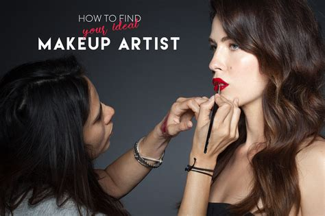 how do you become a makeup artist how to find your ideal makeup artist master beauty