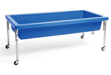 water table with lid 18 quot large sand water table with lid