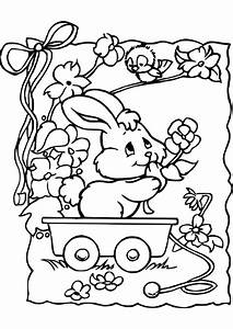 Dessin A Imprimer De Paques : coloriage paques pdf ~ Melissatoandfro.com Idées de Décoration