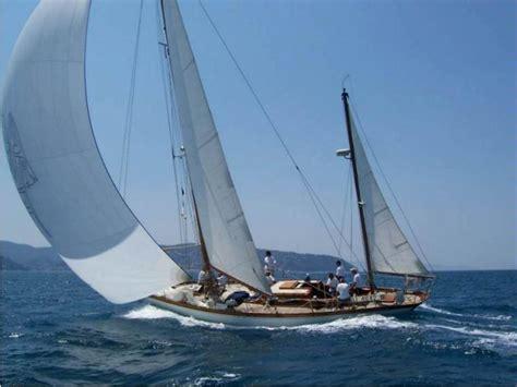 Sailing Boat Yawl by Yawl Merani In Tuscany Sailboats Used 55677 Inautia