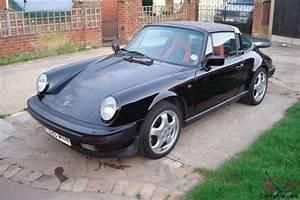 Porsche 911 3 2 : 1988 f porsche 911 carrera 3 2 targa in black ~ Medecine-chirurgie-esthetiques.com Avis de Voitures