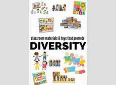 Multicultural Classroom Materials & Diverse Toys For